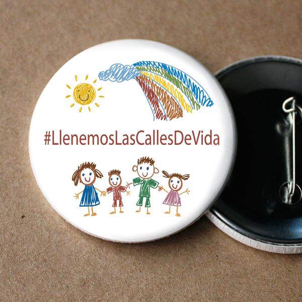 chapa campaña en castellano